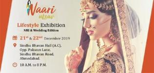 Naari Utsav Lifestyle & Fashion Exhibition in Ahmedabad on 21st and 22nd December