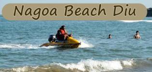 Nagoa Beach in Diu – Beach Holiday Destination in Gujarat India