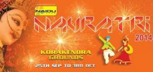 Naidu Club Present Navratri 2014 in Mumbai - Raas Garba Mahotsav at Naidu Club Mumbai