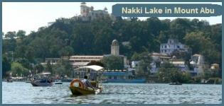 Nakki Lake in Mount Abu Rajasthan - Pictures History of Nakki Lake Heart of Mount Abu