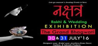 Nakshatra Rakhi & Wedding Exhibition 2016 in Ahmedabad at The Grand Bhagwati
