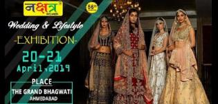 Nakshatra Wedding & Lifestyle Exhibition 2019 in Ahmedabad at The Grand Bhagwati