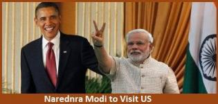Narendra Modi to Visit US in September 2014 - Indian PM will meet USA President Obama