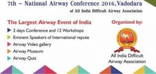 National Airway Conference NAC 2016 in Vadodara at Surya Palace Hotel