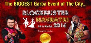 Navratri 2016 in Ahmedabad with Arvind Vegda and Devang Patel at Palm Greens Club
