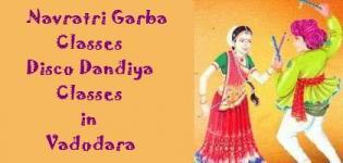 Navratri Garba Classes in Vadodara - Garba Dance Classes in Vadodara
