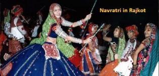 Navratri in Rajkot - Navratri Raas Garba Dandiya Festival Celebrations in Rajkot