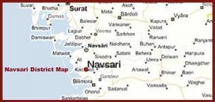 Navsari District in Gujarat India