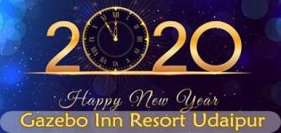 New Year Eve Party 2019 in Udaipur at Gazebo Inn Resort on 31st December