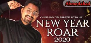 New Year ROAR 2020 in Ahmedabad with DJ PREM on 31st December
