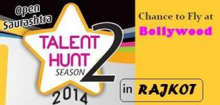 Open Saurashtra TALENT HUNT Season 2 - 2014 in RAJKOT Gujarat