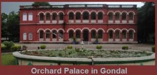 The Orchard Palace in Gondal Gujarat India - Popular Place for Bollywood Movie Shooting