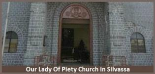 Our Lady of Piety Church in Silvassa Gujarat