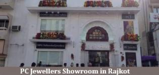 PC Jewellers in Rajkot Gujarat-Newly Opened Jewellers Showroom in Rajkot