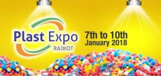 PLAST EXPO 2018 in Rajkot - Plastic Exhibition at Racecourse Ground