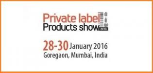 PLPS Mumbai 2016 - Private Label Products Show from 28th to 30th January 2016