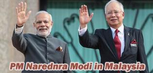 PM Narednra Modi in Malaysia - India Prime Minister Malaysia Visits on November 2015