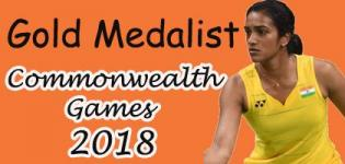 P V Sindhu Wins Gold Medal in Commonwealth Games 2018 for Badminton