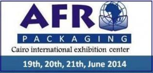 Afro Packaging Exhibition 2014 in Egypt - Packaging Expo 2014 in India