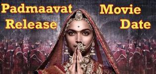Padmaavat Hindi Movie 2018 - Release Date and Star Cast Crew Details
