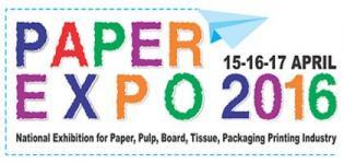 Paper Expo 2016 in Ahmedabad at Gujarat University Campus Navrangpura