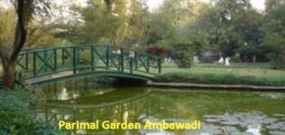 Parimal Garden in Ahmedabad - Address Timings of Parimal Garden Ambawadi