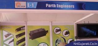 Parth Engineers Stall at THE BIG SHOW RAJKOT 2014