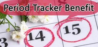Period Tracker Benefit for Women - How to Use Period Calendar