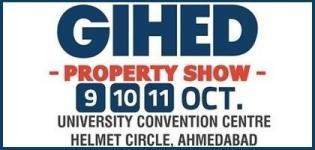 Photos of GIHED Property Show 2015 in Ahmedabad at University Convention Centre