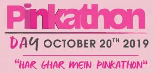 Pinkathon Day 2019 in Rajkot on 20th October - Pinkathon Marathon 2019