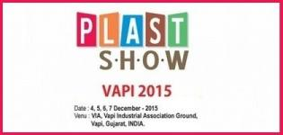 Plast Show Vapi 2015 - Exhibition on Plastic Technology & Industries in Gujarat