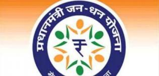 Pradhan Mantri Jan Dhan Yojana announced by PM Narendra Modi on August 2014
