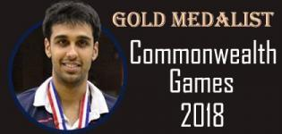 Pranav Chopra Wins Gold Medal in Commonwealth Games 2018 for Badminton