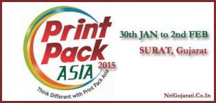 Print Pack Asia 2015 - Printing & Packaging Event in Surat Gujarat