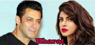 Priyanka Chopra Pairing with Salman Khan in her Next Bollywood Flick Bharat