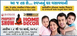 Property & Home Decor Show 2018 in Jamnagar at Pradarshan Ground - Date and Details