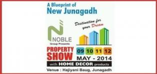 Property Show 2014 in Junagadh by NOBLE GROUP
