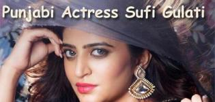 Punjabi Girl Sufi Gulati Ready to Make Buzz in Bollywood Movie