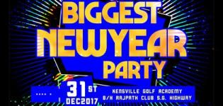 ROAR 2017 The Biggest New Year Party in Ahmedabad at Kensville Golf Academy with DJ Zenith