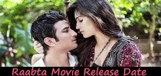 Raabta Hindi Movie 2017 - Release Date and Star Cast Crew Details
