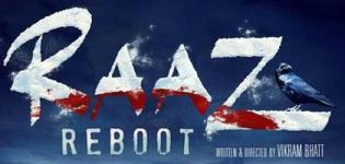 Raaz Reboot Hindi Movie 2016 - Release Date and Star Cast Crew Details