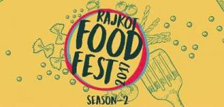 Rajkot Food Festival 2017 in Gujarat Date and Venue - Details