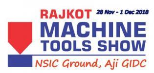 Rajkot Machine Tools Show 2018 - 7th Edition Rajkot Machine Tools Exhibition