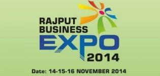 Rajput Business Expo 2014 by Akhil Gujarat Rajput Yuva Sangh in Surendranagar Gujarat