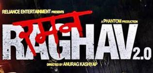 Raman Raghav 2.0 Hindi Movie 2016 - Release Date and Star Cast Crew Details