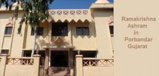 Ramkrishna Ashram in Porbandar Gujarat - Math Mission of Ram Krishna Ashram