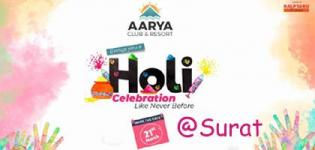 Rang Utsav 2019 in Surat at Aarya Club and Resort - Date and Details