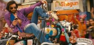 Ranveer Singh on Chakdo Rixa in RAM LEELA - Photo of Gujarat Chakda Rickshaw