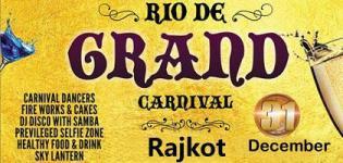 Rio De Grand Carnival 2016 at Regency Lagoon Resort on 31st December Party in Rajkot