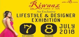 Riwaaz an Exclusive Lifestyle and Designer Exhibition arrange in Ahmedabad